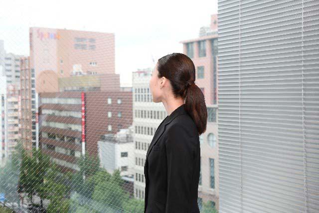 新宿オフィス街